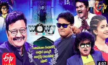 Saikumar's WOW3 – 26th Jan – Bhaskar,Sudhakar,Rajamouli,Fruity