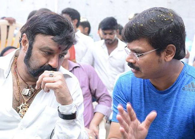 Boyapati Penned Down Oora Mass Dialogues For BB3!