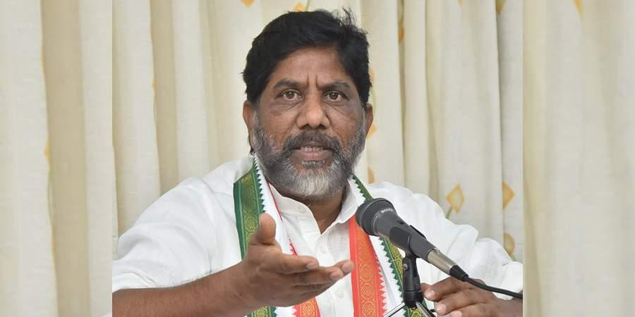 KCR scrapping villages for irrigation projects: Bhatti