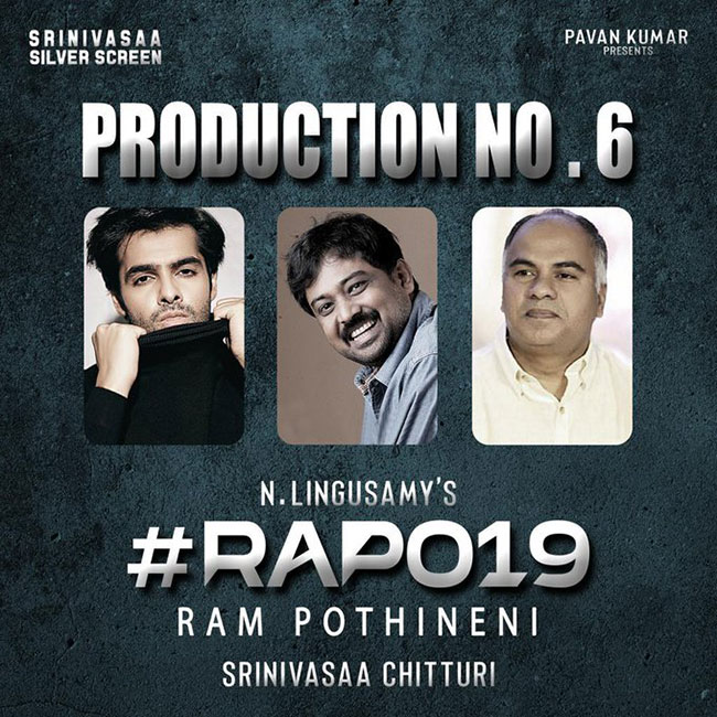 Ram's Bilingual With Lingusamy Officially Announced!