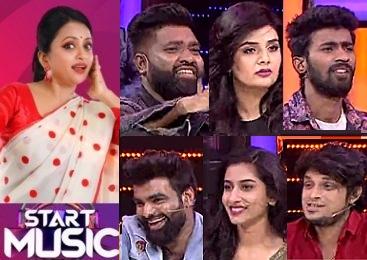 Suma's Start Music Fun Game Show – E4 – 21th Feb with Sreemukhi, VishnuPriya, Roll Rida, Pandu