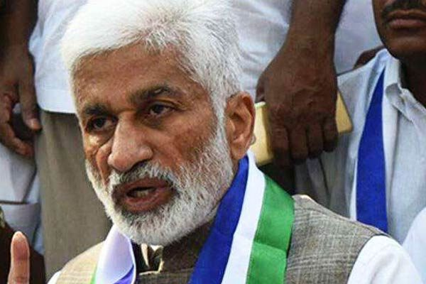 Padayatra for Vizag Steel Plant: MP Vijaysai Reddy