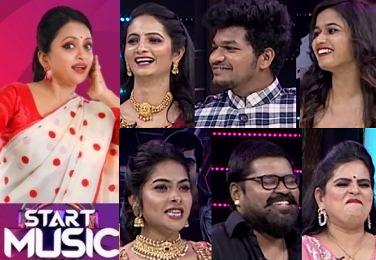 Suma's Start Music Fun Game Show – E5 – 28th Feb with Avinash,Aariyana,Sujatha,Divi,Rajashekar