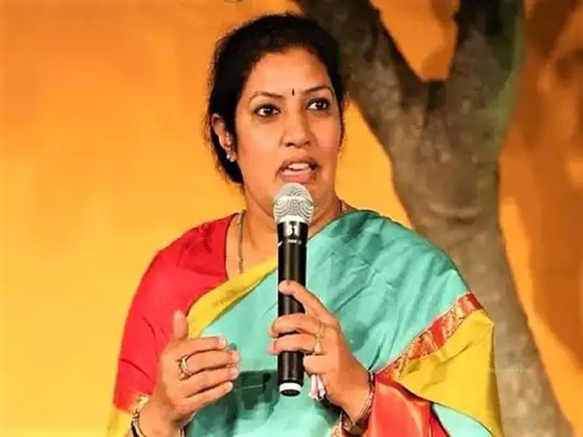 We Are Not Informed About Vizag Steel Plant Privatisation: Purandeswari
