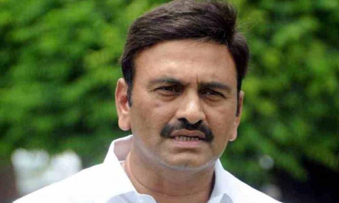 CBI FIR against YSRCP MP Raghu Rama Krishna Raju