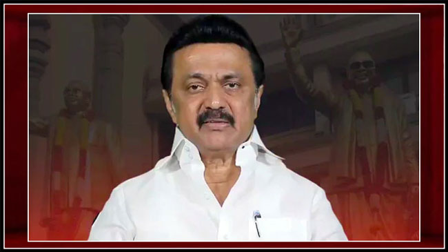 Dmk Chief Stalin Submits Nomination Papers Declares Movable Assets Worth Rs 4.94 Crore In Affidavit