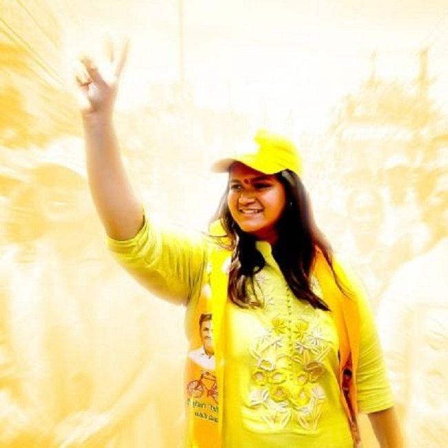Kesineni Nani Daughter to be TDP Vijayawada Mayoral candidate