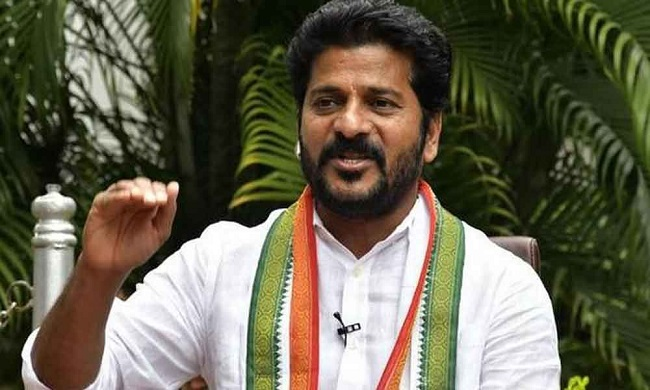 MP Revanth Reddy tests Covid-19 positive, goes into isolation