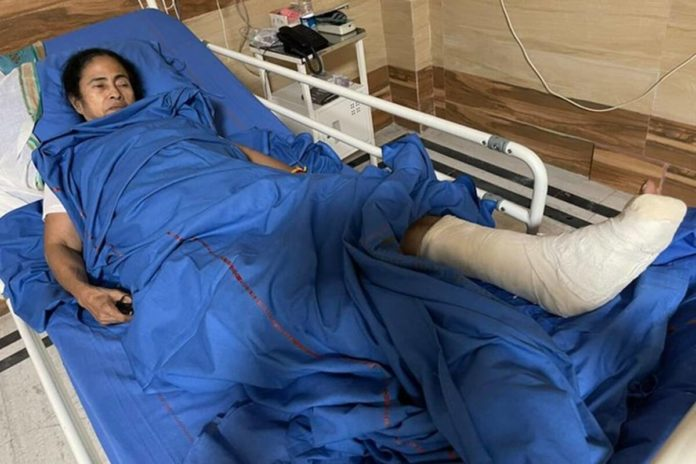 No one attacked Bengal CM Mamata Banerjee: EC