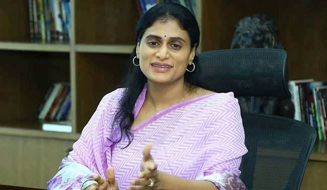 Sharmila spills beans on her yet-to-be-launched political party