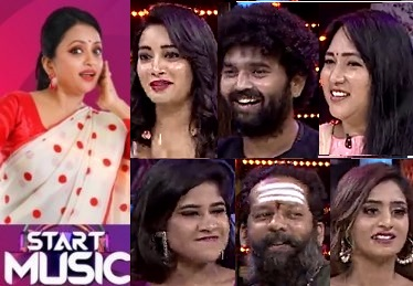 Suma's Start Music Fun Game Show – E6 – 7th March Baba, Anni, Banusri and Raghu master