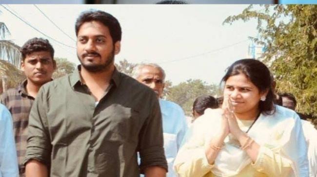 Bhuma Akhila Priya's husband and brother surrendered to Police