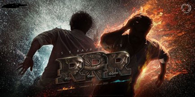 'RRR' Leaked Stills Gives Nightmares To Rajamouli & Co!