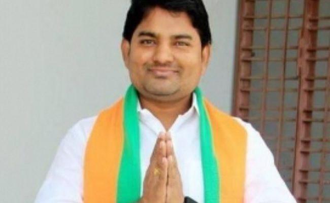 BJP announces Dr. Ravikumar as a candidate for Sagar by-polls !!
