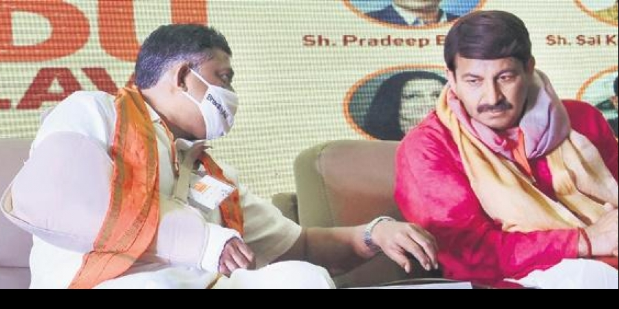 None can stop us from renaming Hyderabad: BJP
