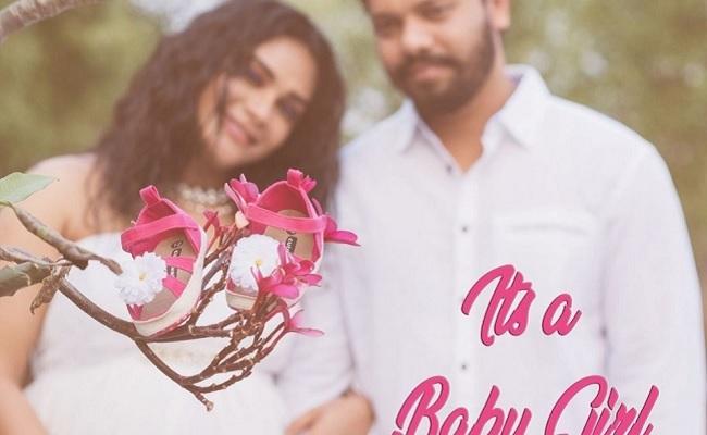 Bigg Boss fame actress Hari Teja welcomes first child