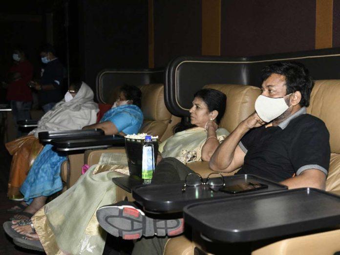 Mega family lauds Pawan Kalyan's Vakeel Saab