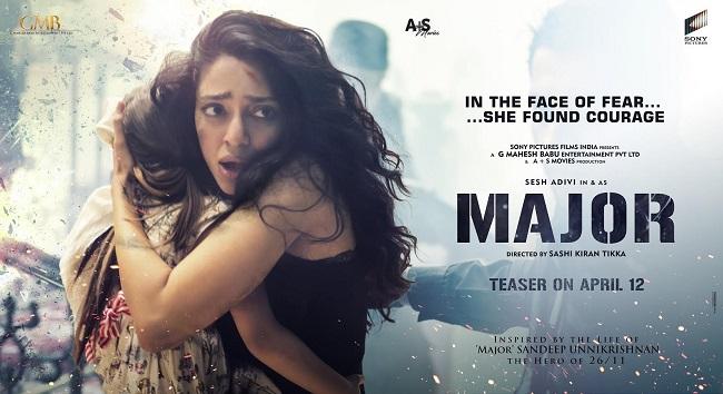 First Look: Sobhita Dhulipala As Courageous Pramoda In 'Major'!