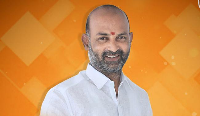 Free vaccine programme a Rs 2,500 crore scam: Telangana BJP chief Bandi Sanjay