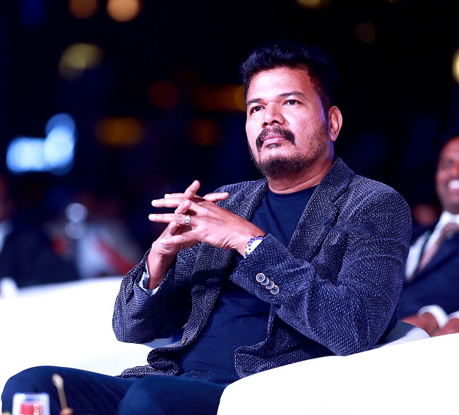 Kollywood Celebs Comes In Support Of Shankar!