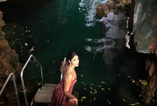 Photos: Picturesque Locations & Poised Beauty Ileana!