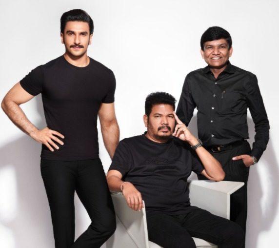 Ranveer Singh & Shankar joins forces for Aparichitudu Hindi remake