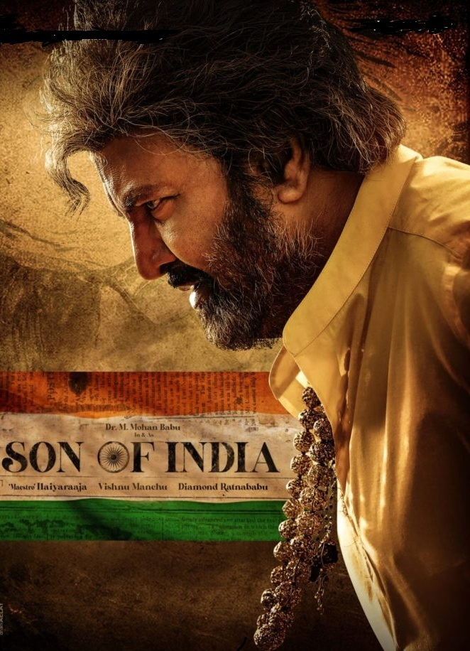 Exclusive: Mohan Babu's 'Son Of India' packed with many surprise elements