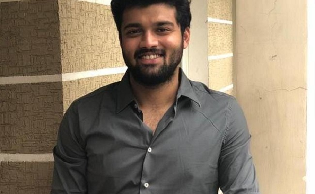 Stage Set For The Grand Entry To Dil Raju's Nephew!