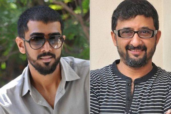 Dynamic director Teja to launch Daggubati hero