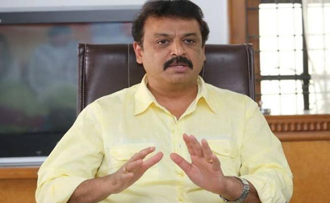 Naresh counters Prakash Raj's question on MAA polls