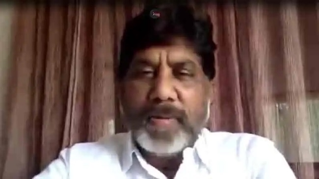 CLP leader bats for imposition of health emergency in Telangana!