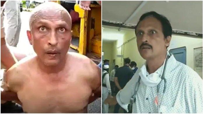 Suspended doctor K Sudhakar passes away in Vizag