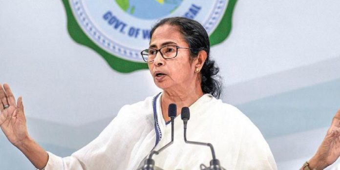 Mamata Banerjee takes oath as Bengal CM for the third time