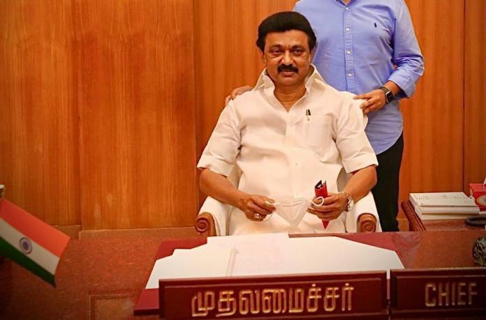 Stalin sworn in as the CM of Tamil Nadu, takes key decisions