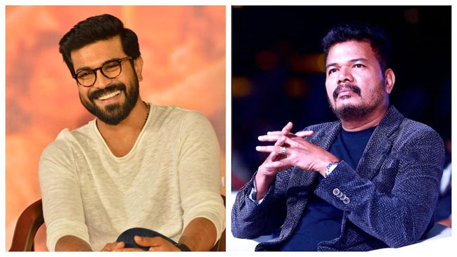 Makers Of Shankar-Ram Charan Film In Talks With A Kannada Star For A Role!