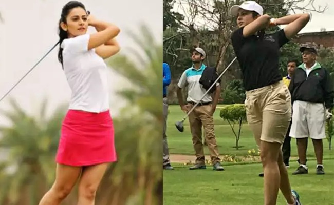 Rakul Preet Singh shares her love towards this sport