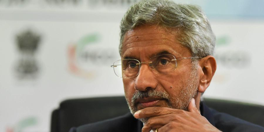 There is political effort to depict our current government in a certain way: EAM S Jaishankar