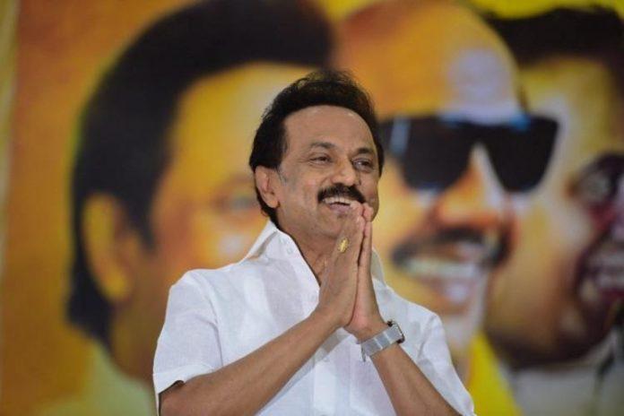 DMK Chief MK Stalin takes oath as Tamil Nadu Chief Minister
