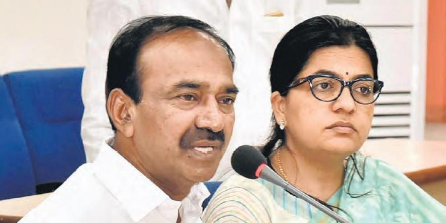 Telangana land encroachment row: IAS officers' panel files preliminary inquiry report
