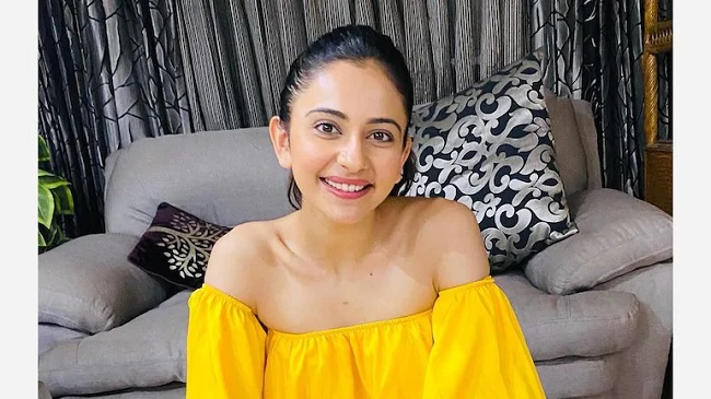 ED questions Rakul Preet about transactions with F-Club