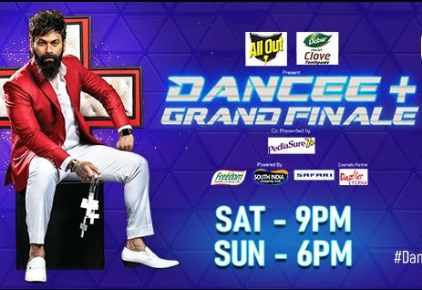 Omkar's Dancee+ Dance Show – GRAND FINALE –  23rd May