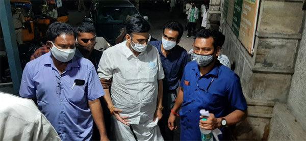 MP Raghurama Krishnamaraju approached the Supreme court seeking bail