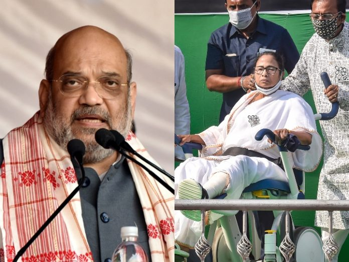 Union Home Ministry infuriated about the violence in Bengal