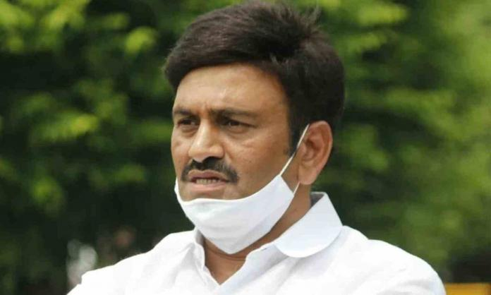 MP RRR is expressing confidence by considering Malla Reddy issue??