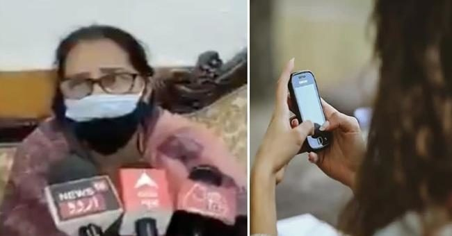 Giving phones to girls is leading to rapes: UP Women's Commission member