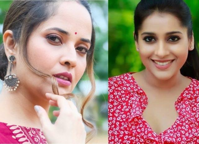 Anasuya and Rashmi to share screen space together for a web series