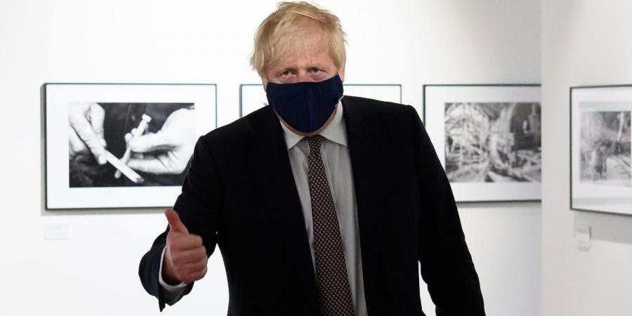 UK PM Boris Johnson sets out plans to make country a global science superpower