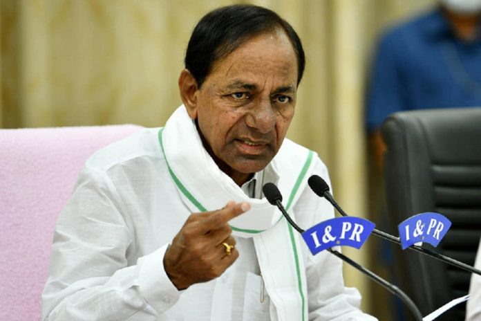 KCR hosting lunch for adopted village