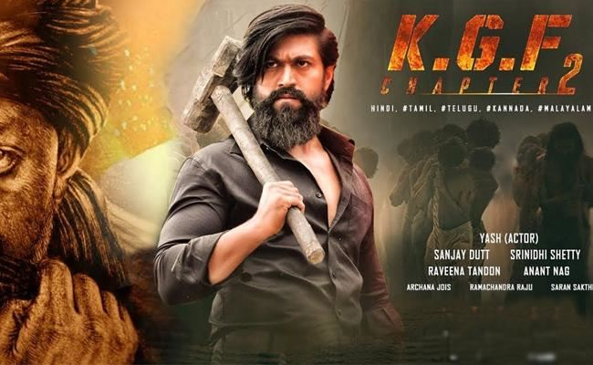 Release date locked for Yash's KGF 2