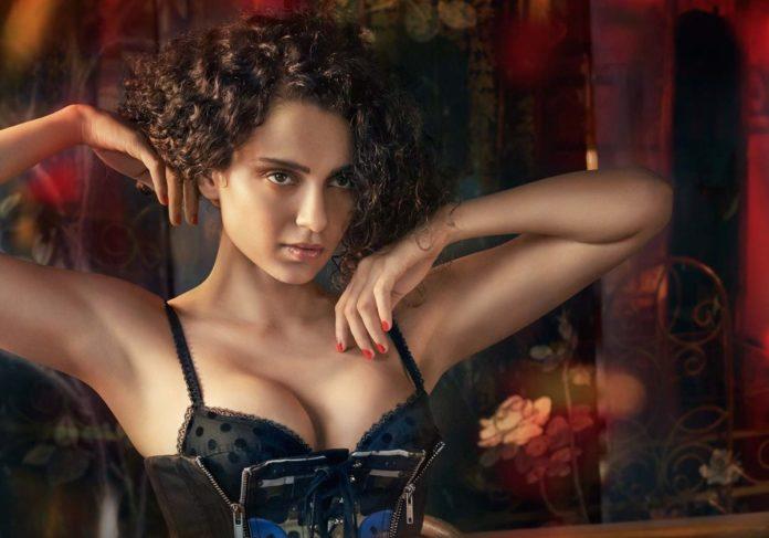 RRR writer wants Kangana Ranaut to play Sita!